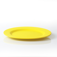 Bamboo Fiber Dinner <strong>Plate</strong> Food Grade Fancy Design Decal Printed Bamboo <strong>Plates</strong>