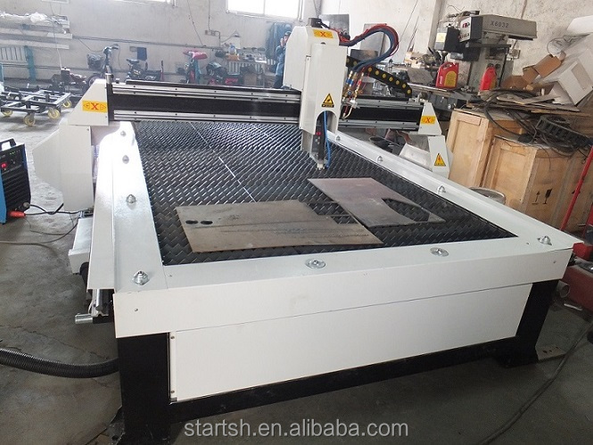 Table CNC Plasma and Gas Cutting Machine
