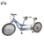 26 inch 7 speed hot sale two people tandem bicycle