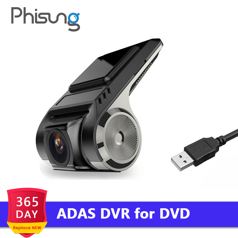 Phisung <strong>X10</strong> Car DVR Camera1080P FHD Lens WiFi ADAS Built-in G-sensor dash <strong>Camera</strong>
