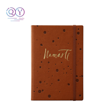 2019 custom felt cover a5 notebook with penholder and elastic wholesale for students