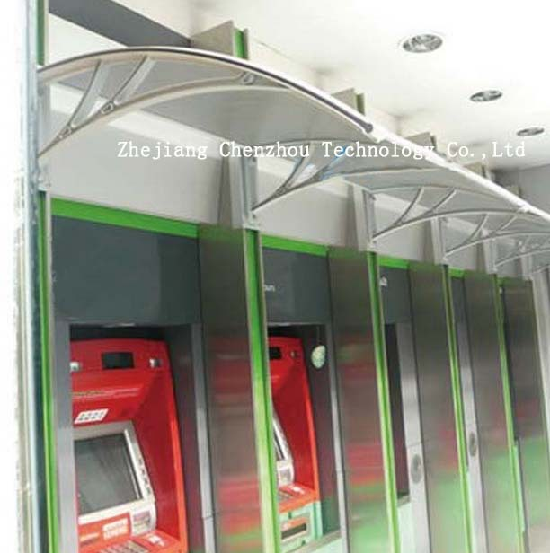 Polycarbonate DIY Door Canopy 1100x750mm/Cantilever Canopy/Shelter/Walkway & Polycarbonate DIY Door Canopy 1100x750mm/Cantilever Canopy/Shelter ...