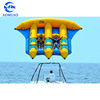Water Toys Commercial Inflatable Banana Boat Fly Fish Tube for Water Sports