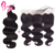 100% Natural Indian Virgin Human Hair Price List Free Parting Glueless Transparent 13x4 Lace Frontal Closure