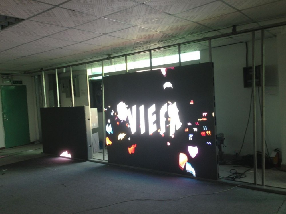 Hot Alibaba digital video display advertising led