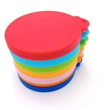 <strong>100</strong>% food grade neoprene silicone pet food can cover