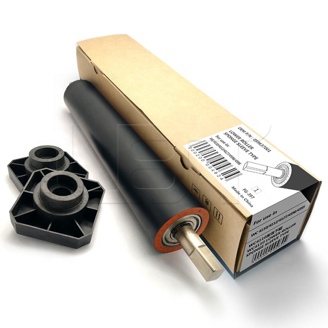 Lower Roller For Xerox D95 <strong>D110</strong> D125 D136 Lower Fuser Pressure Roller 059K37001