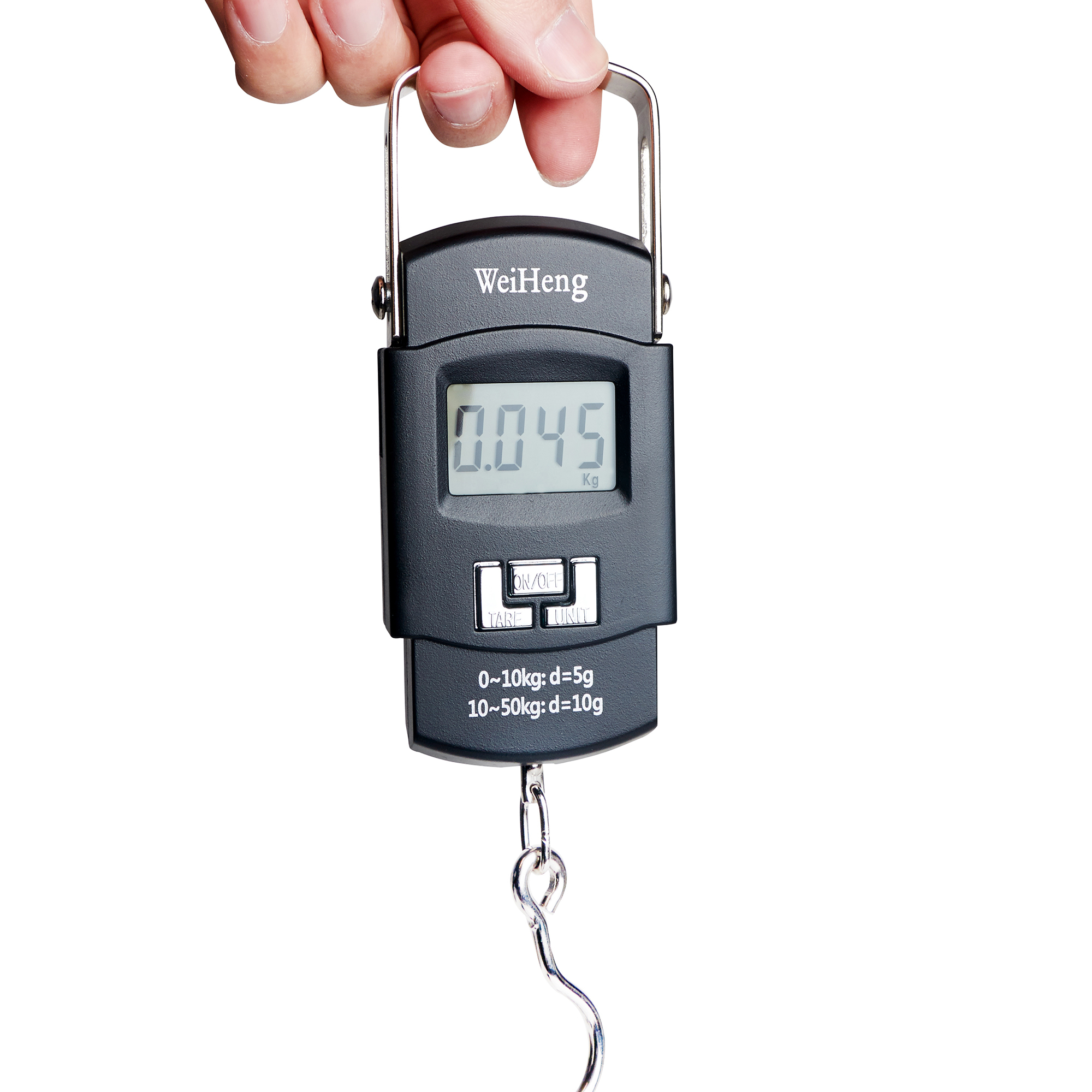Ready to Ship Weiheng <strong>A08</strong> portable luggage weighing scale 50kg