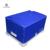 Motorcycle black box corrugated plastic folding correx pizza delivery box