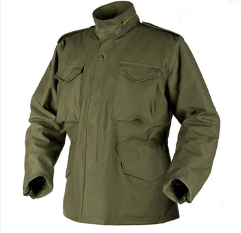 Wholesale Army m65 army jacket plain green military uniforms,army style jacket
