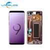 12 Months Warranty For Samsung Galaxy S9 Plus LCD Screen Replace.For Samsung S9 Plus LCD Display Digitizer Assembly With Frame
