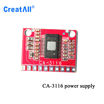 CA-100W/3116 2X50W dual Sound digital amplifier board 24V 100W