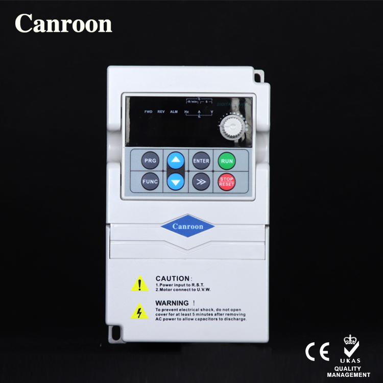 Canroon CV900G OEM/ODM general frequency inverter drives single phase to 3 phase ac power inverter