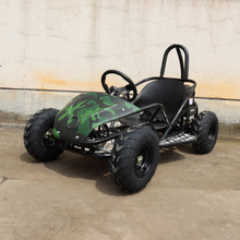 phyes Fastest Electric Go-kart racing