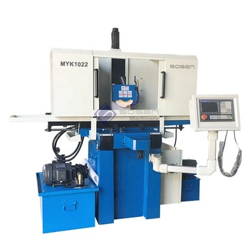 MYK1022 2 Axis CNC Automatic Hydraulic Metal Surface Grinding Machine