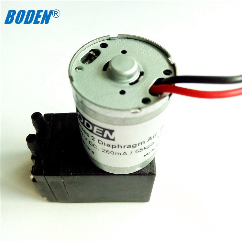 Micro pumping <strong>manufacturer</strong> provide 12v 24v dc electric motor mini diaphragm small vacuum pump