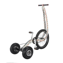 2019 new modle stand up exercise half <strong>bike</strong> Three Wheel Tricycle,Motorcycle