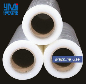 Boffin Says THIS is Good Stretch Wrapping Film 15kg(Net weight)/roll  LLDPE Pallet  Film