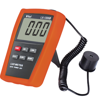 LX-1336B 1999 digital lux meter luminous meter