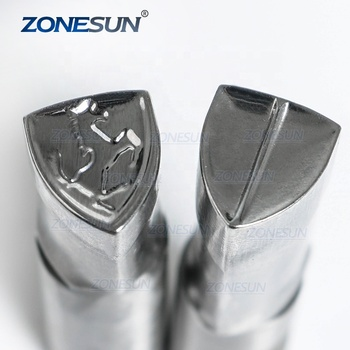 ZONESUN Dolphin tablet pill press 3D Punch Mold Candy Milk Punching Custom Logo stamp punch dieTDP 1.5/5 Machine free shipping