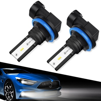 LED  H10 small size 1:1 halogen car lamp H10 Led Fog light