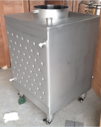 Stainless steel Square <strong>Water</strong> <strong>Tank</strong> 500L
