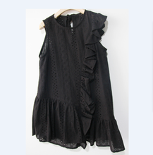 DATA Fashion Design Lace Hole Mini <strong>Dress</strong>