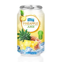 Cold Drink Instant Pineapple Sweet Juice Dink