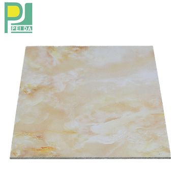 PVC Wall Panel Marble Pattern Design UV Texture Board