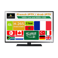 Free Test IPTV Account Subscription Code 12 Months ARBHDTV Best IPTV APK Channels List Package