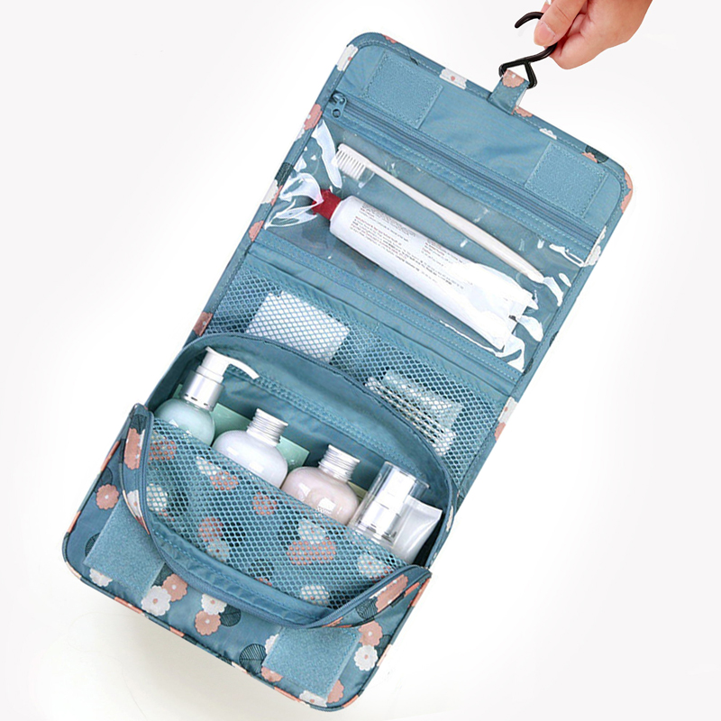 <strong>Travel</strong> Kit Women/Ladies High Quality Storage Cosmetic Bag Hanging Toiletry Bag for <strong>Travel</strong>