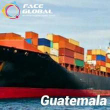 Best Cheap logistics forwarder by sea freight from HongKong, china to Guatemala City under DDP shipping service