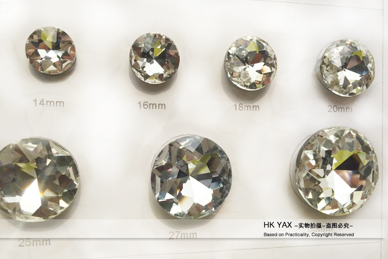 S0803  China wholesale cheap glass gemstone