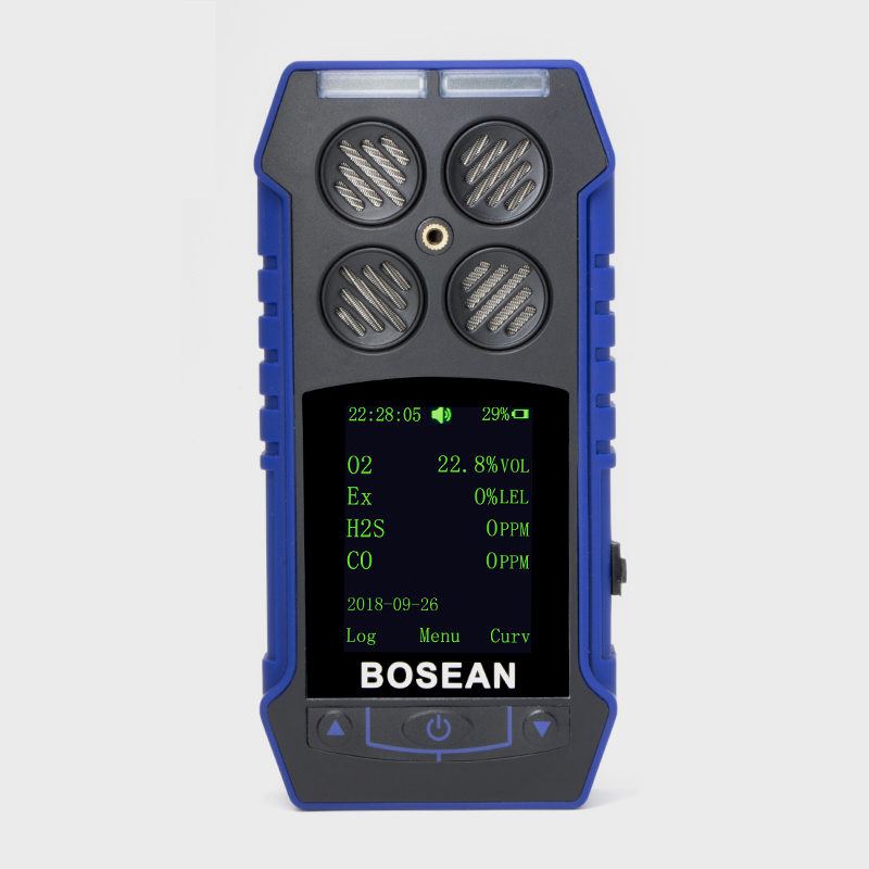 portable multi gas detector diesel leak detector for detect oil and gas industry gas leak