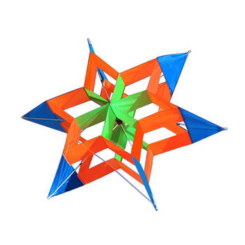 Hot sale 3D lotus flower kite for kids