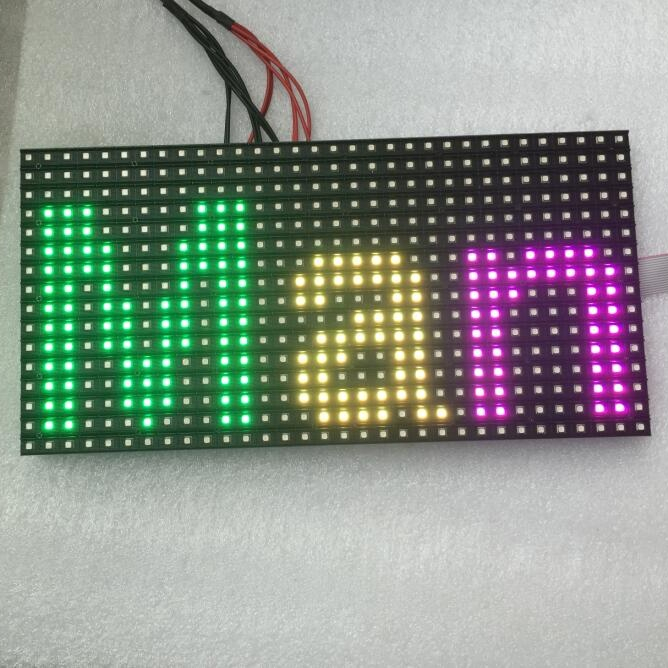 Free shipping HD Full Color Led Module Screen, <strong>P10</strong>, P8, P6.67, P6, P5, P4.81, P4, P3.91 Outdoor Led Display module