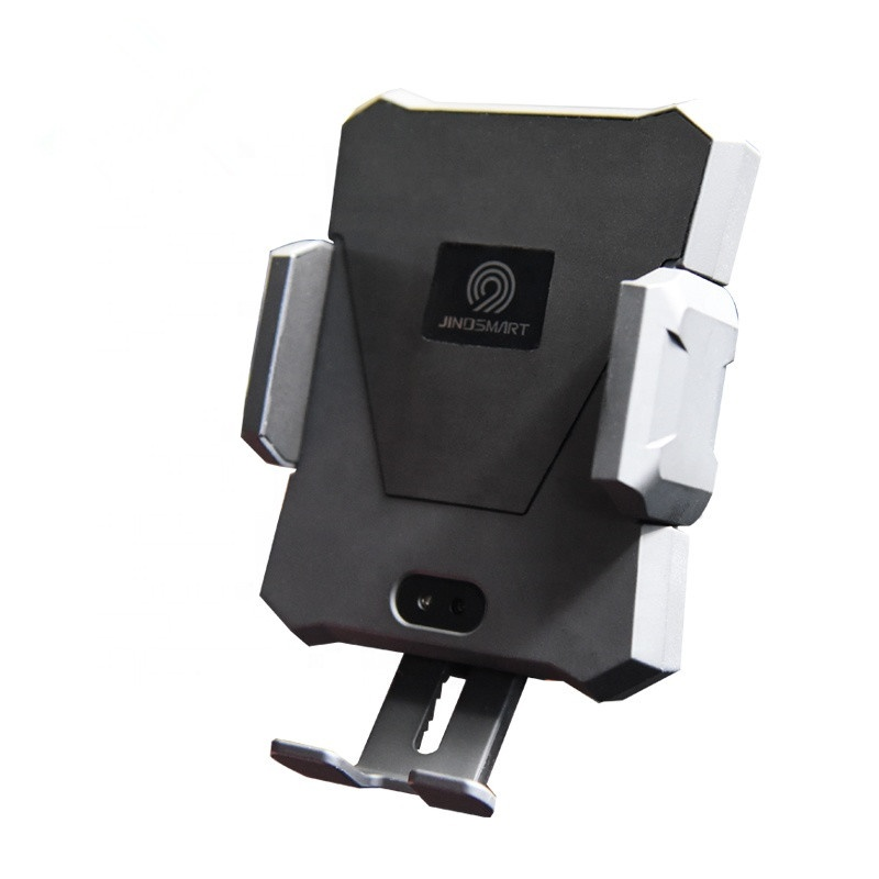 Fully Automatic Mobile Phone Holder Air Vent Car Mount Infrared Sensor All Size Phones - ANKUX Tech Co., Ltd