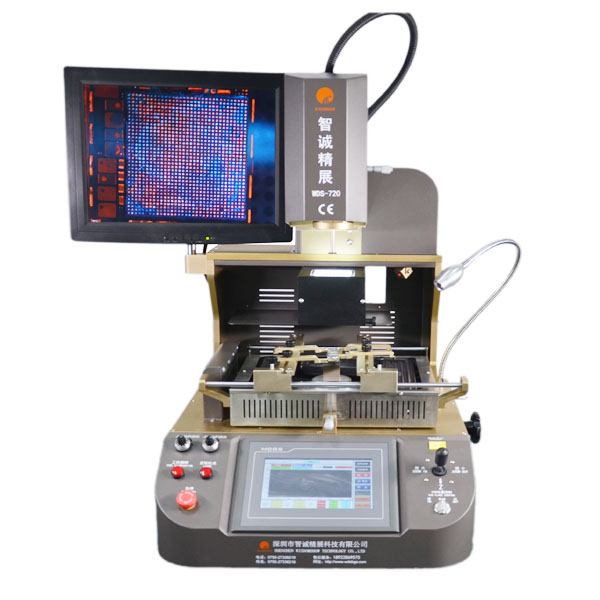 WDS-720 automatic bga repair machine for ipad/computer/mobile phone chip <strong>welding</strong>