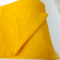 Spun Polyester Fabric Turkish Voile Muslin Hijab fabric Factory in China