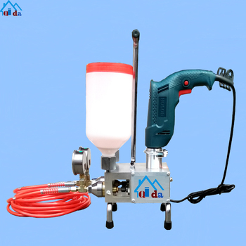 High pressure polyurethane grouting machine factory price