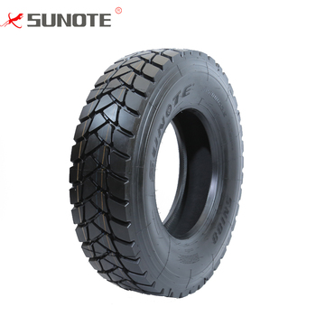 Chinese tyre manufacturer SUNOTE brand Chinese brand radial 13R22.5 truck tires