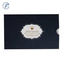 Custom business invitation printed logo greeting gift small <strong>card</strong>