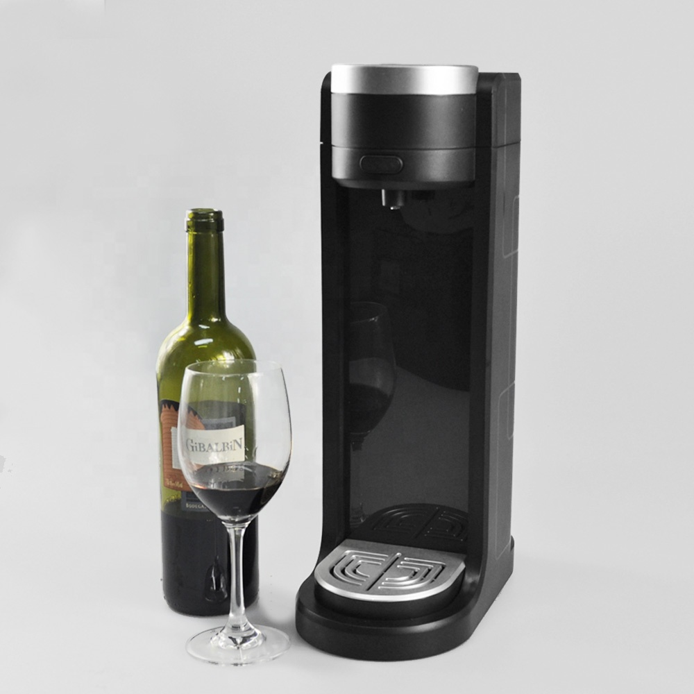 Wholesale Suppliers Custom Logo Electronic <strong>Wine</strong> Aerator For <strong>Wine</strong> With Patent