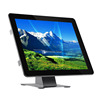 wall mounted i7 pcap flat touch screen 17 inch industrial embedded all in one pc computer