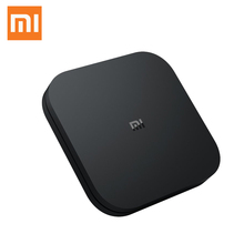 New Original Model Xiaomi MI BOX S Android TV 8.1 Smart <strong>remote</strong> Control 4K iptv Set top Box