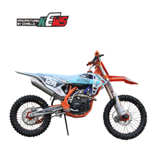 Chongqing High Quality Four Stroke Off Road Motorcycle 250cc dirt bikes