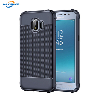 Maxshine Pc Tpu Shockproof Mobile Phone Case Cover For Samsung Galaxy J3/4/6/7 2018
