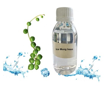 Factory price PG/VG Based E concentrated Ice Mung bean flavor for vapor