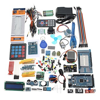 Learner Kits Education DIY Electronics for Arduino Mega2560 Starter Kits