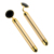 Slimming Face Gold Vibration T Shape Firming Facial Roller Massage Stick Lift Tightening Wrinkle Stick